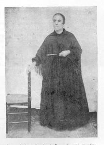 """Manuela Sánchez Mateos Marchante, La Cantera (imagen cortesía de: """"Hombres, Lugares y Cosas de La Mancha, de Rafael Mazuecos Pérez-Pastor)"""