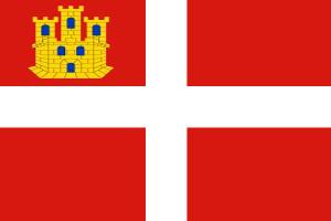 Bandera municipal de Alcázar de San Juan