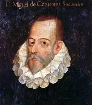 D. Miguel de Cervantes Saavedra