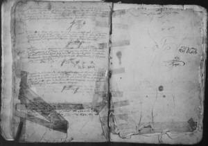 Libro bautismal de la Parroquia de Santa María de Alcázar de San Juan